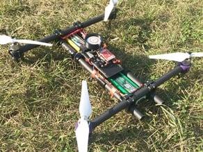 Quadcopter   H frame (small)