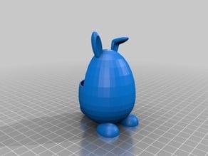 Easter Bunny Egg