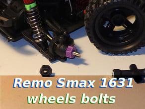 RC car 1/16 Wheel bolt adapter