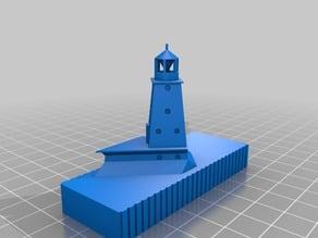 Ludington North Breakwater Lighthouse