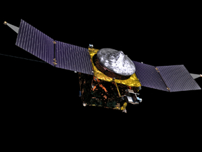 NASA's MAVEN Satellite