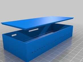 Enclosure for Raspbery & Arduino 8 channel relay board