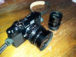 Focus ring (w/tab) for Nokton 50mm f1.1