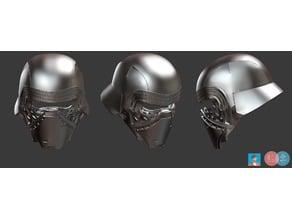 Kylo Ren Helmet (not finished)