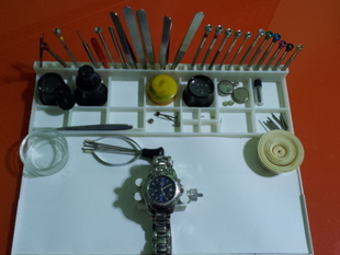 banquet for watchmaker