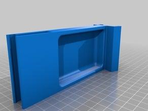 Logitech C525 webcam mount for Ultimaker Original