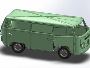 VW Kleinbus T2