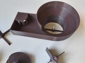 vortex water turbine
