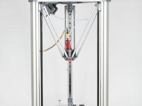 Molestock 3D delta printer