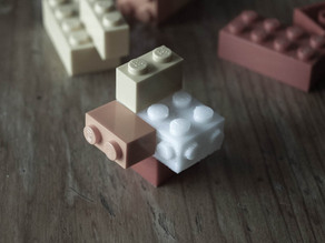 brick 2x3 = 16