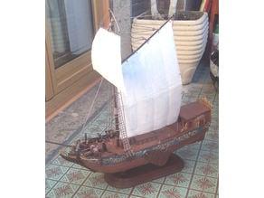 nave GROBE yacht olandese del 1600