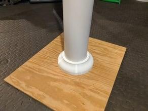 Pipe Collar Trim for 4.5 OD PVC