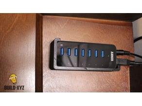 Anker 7 Port USB Hub Wall Mount