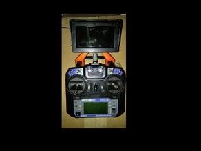 Turnigy / Flysky TGY-i6 Transmitter Screen Holder Attachment