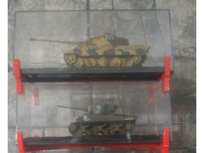 Tank box stacker 1:72