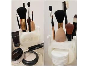 Brush HQ: Make Up Brush Organizer