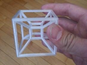 Desktop Tesseract (a.k.a. Hypercube)