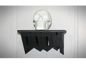 Doom shelf 200x100mm