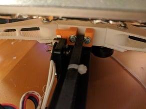 tarantula y carriage belt bracket