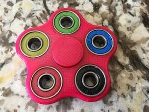 Fidget Spinner - Five Spoke