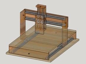CNC Drawings Sketchup