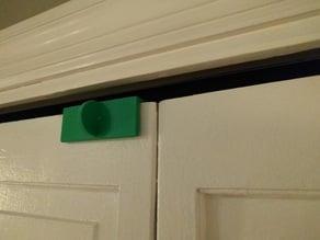 Bi-Fold Door Toddler Lock