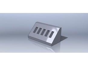 5 Slot USB Dock