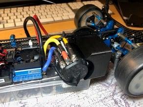 Tamiya TRF 419X 40mm Motor Vent Mount