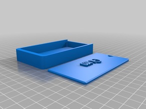 Orbit Gum Customized Round Box with Lid