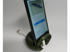 Phone Stand with Amplifier