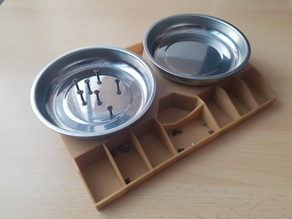 Magnetic Tray Holder