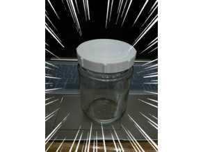 康寶果醬的罐蓋、撲滿蓋、吸管孔