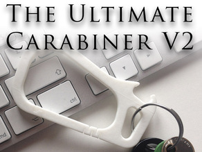 THE ULTIMATE CARABINER V2