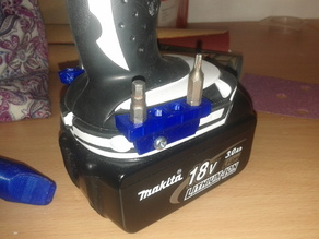Drill / Screw Bit Holder for Makita Power Tools