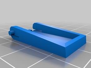 HP KG-0851 Keyboard Foot