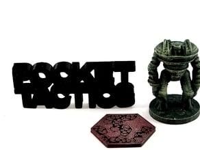 Pocket-Tactics: Templar 7 (Second Edition)