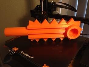 Lego Chainsaw 1:1000