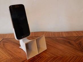 Galaxy S4 speaker horn