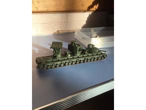 KV-IV Fake Tank (1/100)
