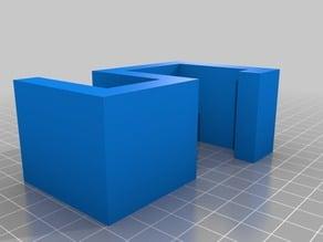 My Customized Desk hook v2 - 26 mm