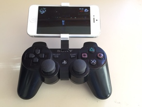 PS3 Controller iPhone Game-Clip (iPhone 5/5S)