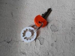 synbio4all keychain