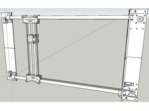 Arduino based foam cutter