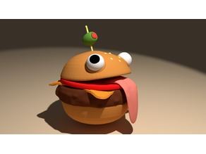 Durr Burger (Fortnite)