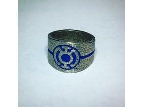 Blue Lantern Ring (modern version)