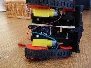 printbot rhino base arduino motor