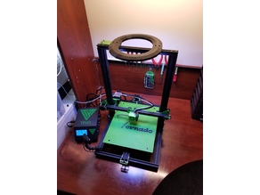 Tevo Tornado Octoprint Controlled LED Light Bar