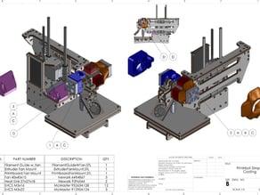 Extruder Cooling, Printrbot Simple V2