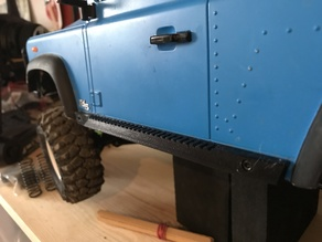 RC4WD Defender D90 Side Bar / Rock Slider
