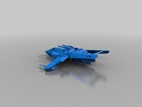 Star Citizen Super Hornet